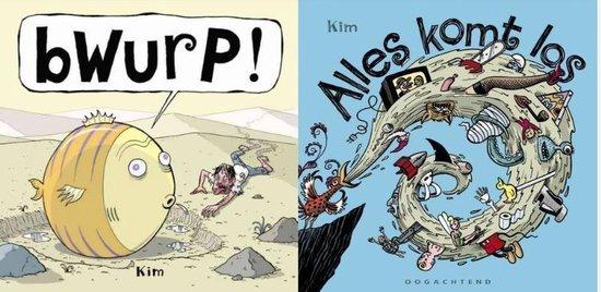 Kim PAKKET Alles Komt Los + Bwurp AA - Kim |