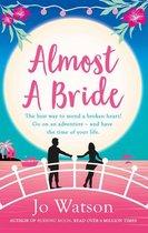 Boek cover Almost a Bride van Jo Watson