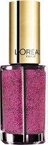 L'Oréal Paris Make-Up Designer Color Riche Le Vernis 836 Scarlet Tinsel nagellak Roze 5 ml