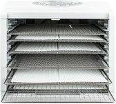 Saro Voedsel droogoven | 6 Roosters | Tijdklok | LED Display
