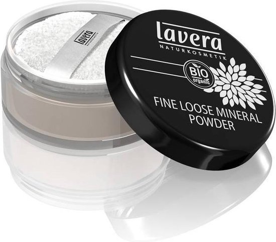 Lavera Fine Loose Powder Transparant Biologisch