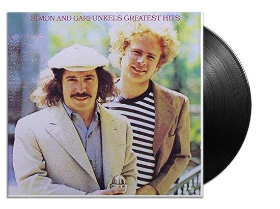 CD cover van Greatest Hits (LP) van Simon & Garfunkel