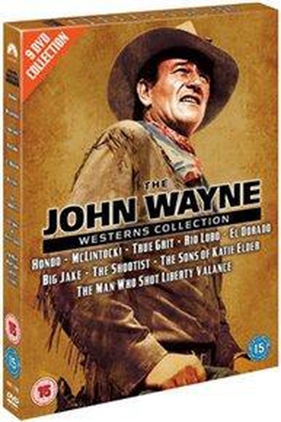 John Wayne Westerns Coll.