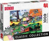 Disney Classic Collection Dumbo Premium Collection Puzzel 1000 Stukjes