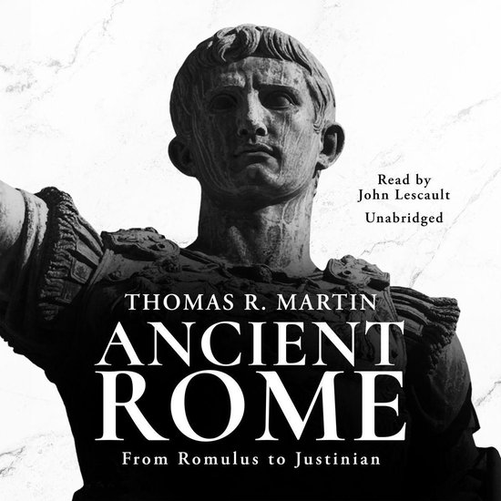 Boek cover Ancient Rome van Thomas R. Martin (Onbekend)