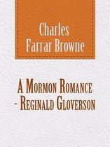 Omslag A Mormon Romance--Reginald Gloverson