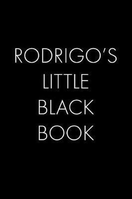 Rodrigo's Little Black Book