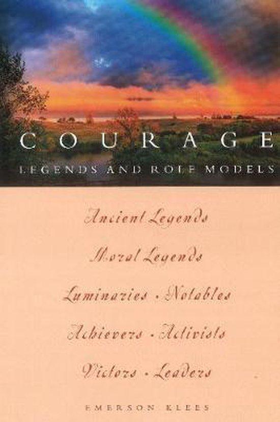 Boek cover Courage van Emerson Klees (Paperback)