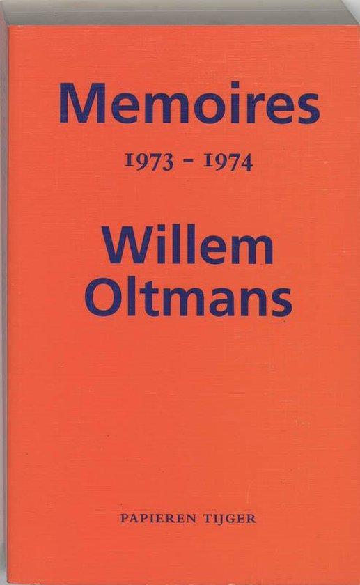 Memoires / 16 1973-1974 - Willem Oltmans | Fthsonline.com