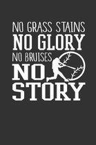No Grass Stains No Glory No Bruises No Story