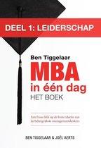 MBA in een dag / 1 Leiderschap