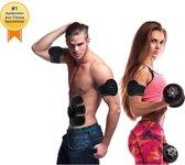 AUORA® - Premium Full Body Work Out Trainer 2019 Edition - Sixpack trainer - Tril apparaat - Elektrische Buiktrainer - Billen Trainer - Afslank Trainer - Armen Trainer - Lichaams Trainer - Buikspieren Stimulator - AB Trainer - EMS - Unisex