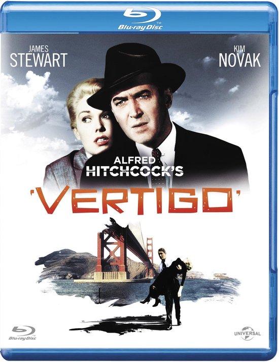 Cover van de film 'Vertigo'