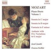Mozart: Piano Duets,Vol.1