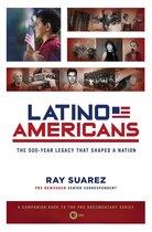 Boek cover Latino Americans van Ray Suarez