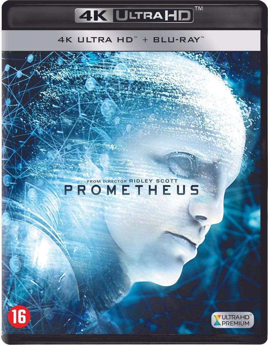 Prometheus (4K Ultra HD Blu-ray)-