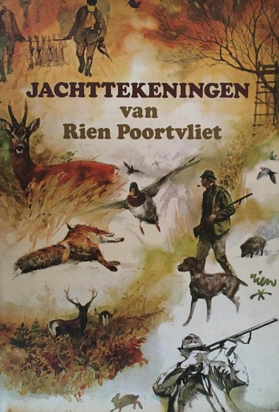 Jachttekeningen - R. Poortvliet |