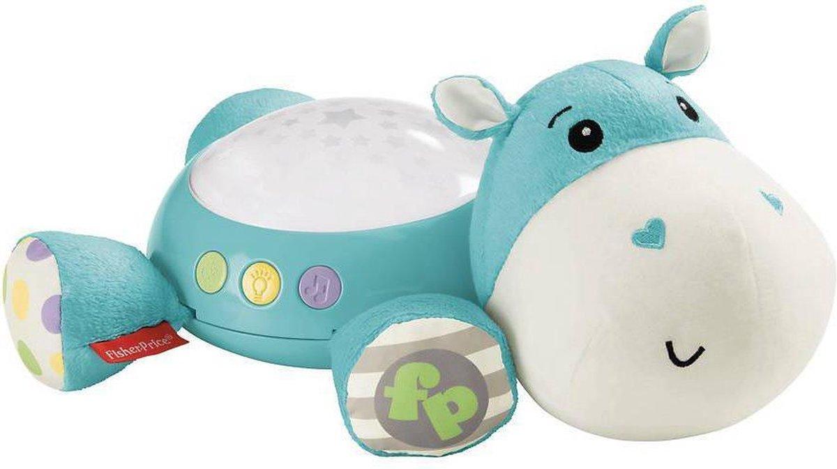 Fisher-Price Pluchen Nijlpaard - Babyprojector