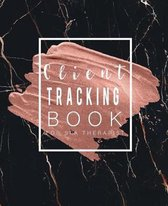 Client Tracking Book for Spa Therapist