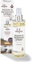 Alefia | Room & Bedspray van 200 ml Narbonne (Woody & Citrus)