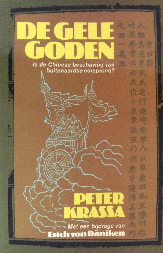 Gele goden - Krassa, Peter |