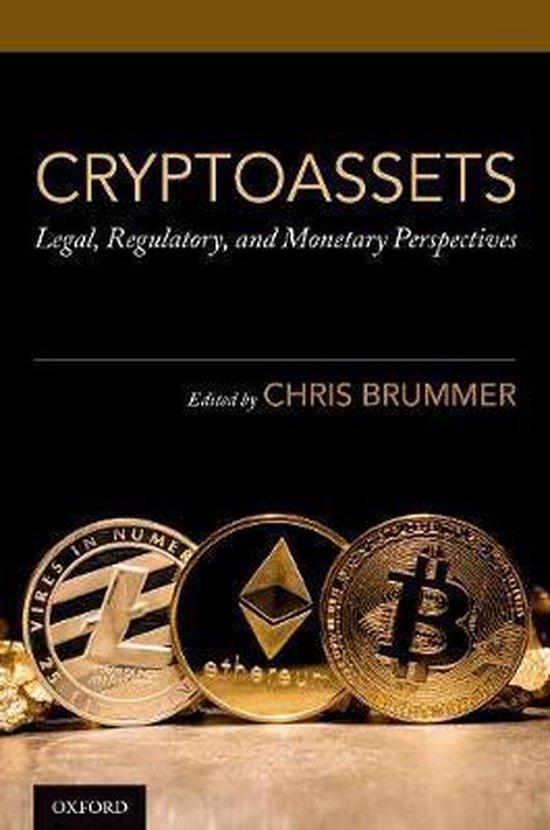 Boek cover Cryptoassets van  (Paperback)