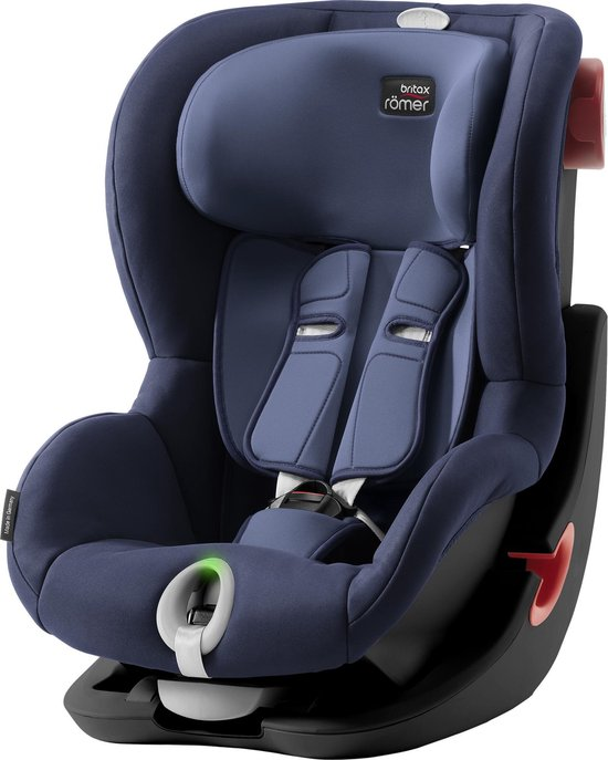 Britax Römer King II Black Series Autostoel - Moonlight Blue - Britax Römer