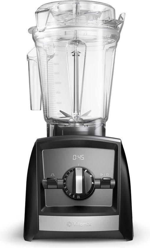 Vitamix A2500i Ascent - Blender - Zwart