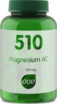 AOV 510 Magnesium AC 120mg Voedingssupplementen - 60 vegacaps