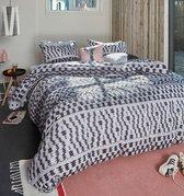 Beddinghouse Winter Sweater Dekbedovertrek - Antraciet 200x200/220