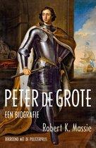 Boek cover Peter de Grote van Robert K. Massie (Hardcover)