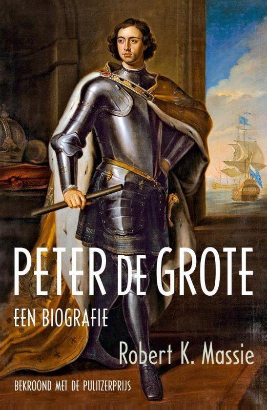 Peter de Grote - Robert K. Massie |