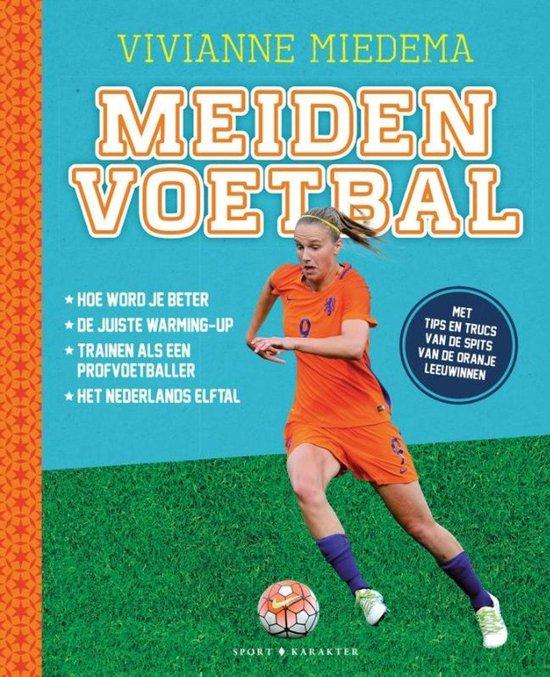 Meidenvoetbal - Vivianne Miedema  