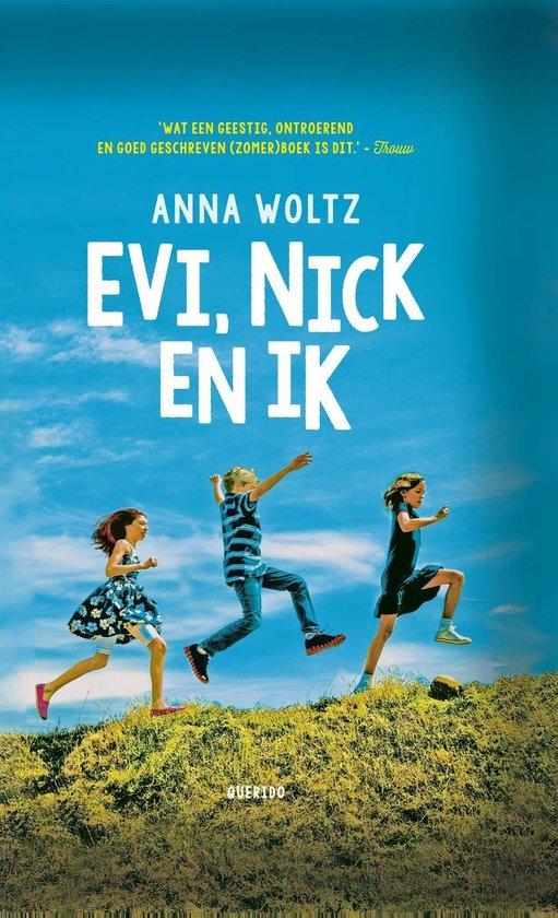 Evi, Nick en ik - Anna Woltz  