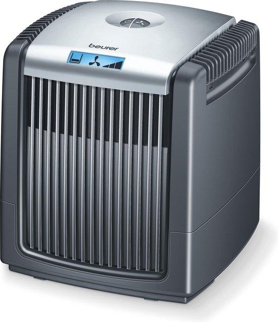 Beurer LW220 - 2-in-1 Luchtwasser + Luchtbevochtiger - 2-in-1 - Zwart