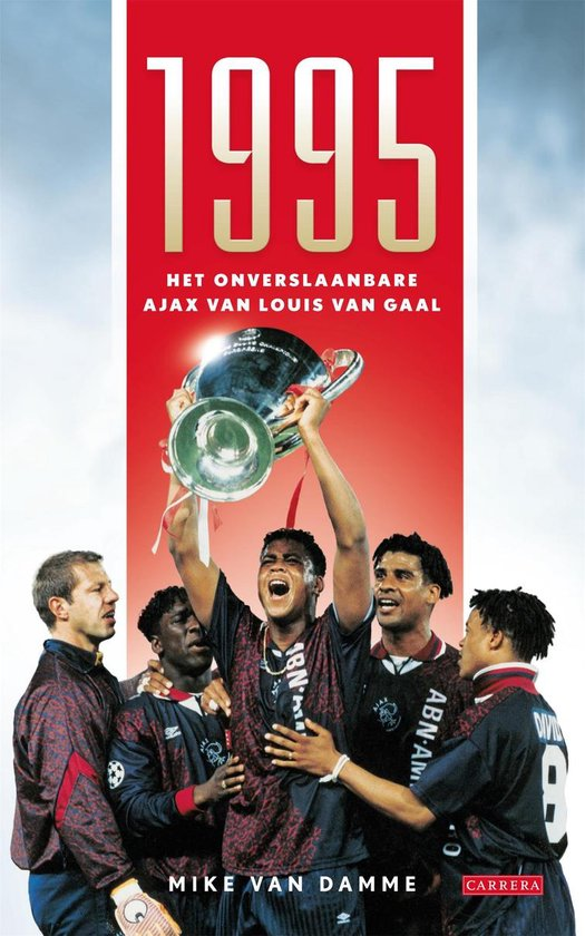 Boek cover 1995 van Mike van Damme (Paperback)