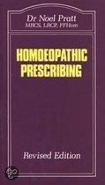 Boek cover Homoeopathic Prescribing van Noel, MRCS LRCP FFHom Pratt