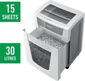 Leitz Shredder IQ Office Pro P5+ Papiervernietiger