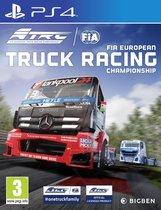 FIA European Truck Racing - PS4