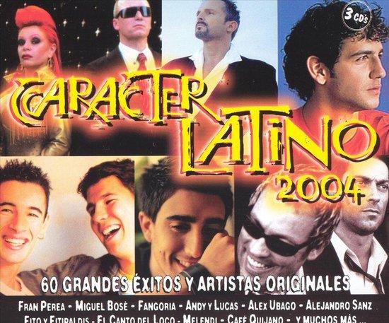 Caracter Latino 2004