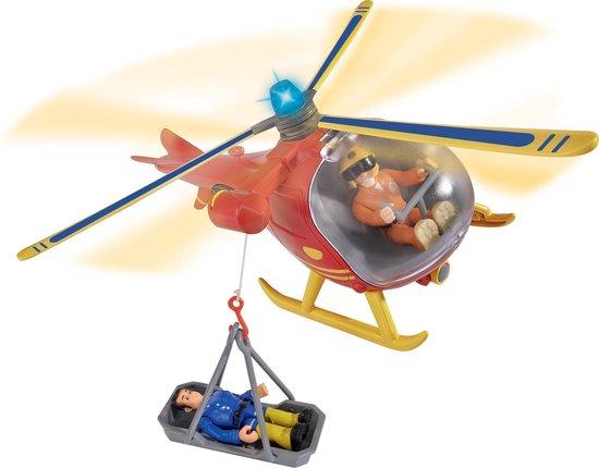 Brandweerman Sam - Helikopter Wallaby