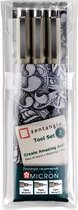 Sakura Zentangle Original tool set 3