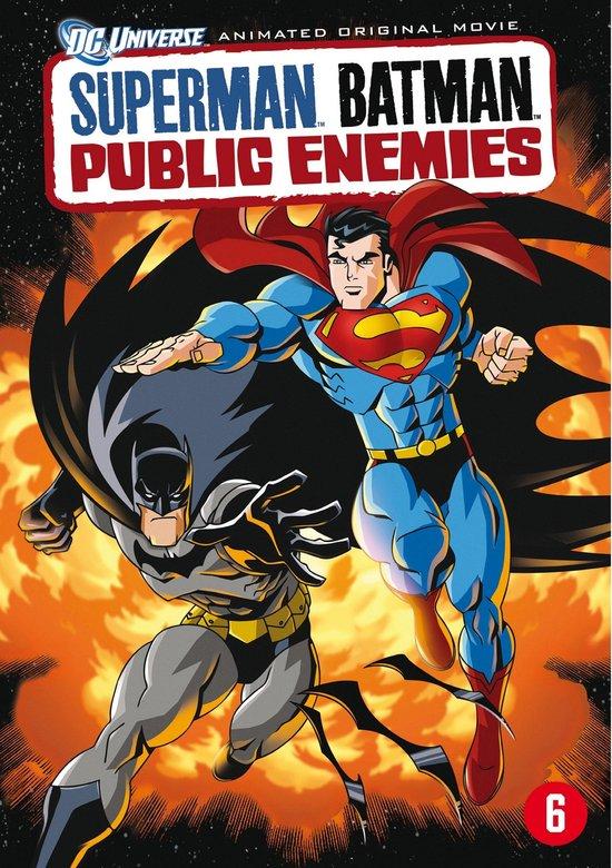 Cover van de film 'Superman/Batman: Public..'
