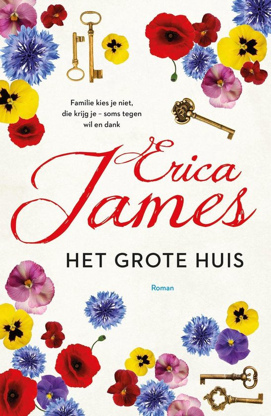 Het grote huis - Erica James |