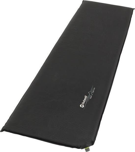 Outwell Sleepin Single 3.0 cm Zelfopblazende Slaapmat - Black
