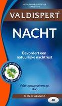 Valdispert Nacht Voedingssupplementen - 40 Tabletten