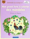 Brockhausen Livre de Coloriage Vol. 2 - Mon Grand Livre Colorier Des Mandalas