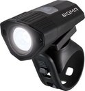 Sigma Buster 100 HL Fiets Koplamp LED 120 Lumen - Li-ion accu / USB - Zwart