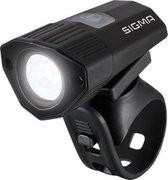 Sigma Buster 100 HL - Koplamp Fiets - LED - 120 Lumen - Li-ion accu / USB - Zwart