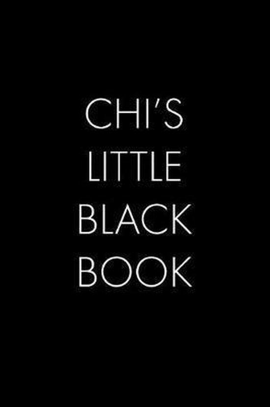 Chi's Little Black Book